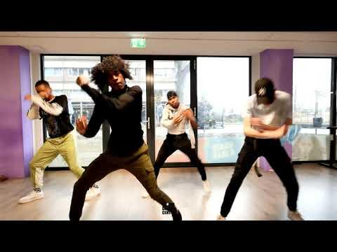 (Afrodance) Roudenia Ernst - Master Trainer in Dance & Choreografen opleiding - GDC 2020