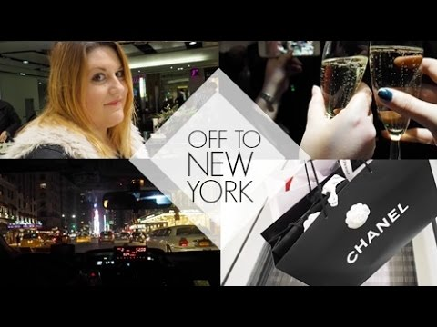 VLOG / Off To New York