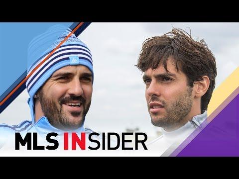 Kaká & Orlando City vs. David Villa & NYCFC: Two Debuts   MLS Insider