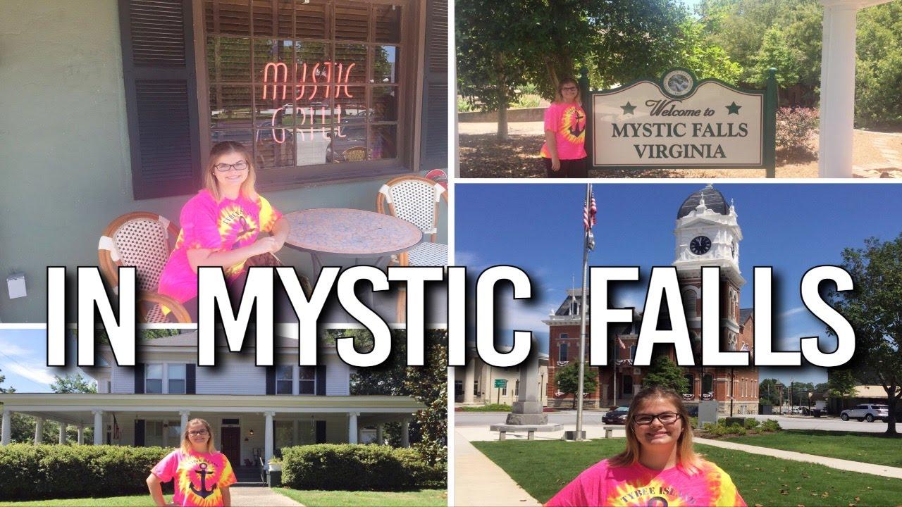 In Mystic Falls // VLOG