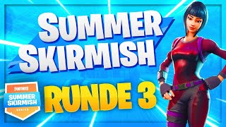 🏆 SUMMER SKIRMISH EU Runde 3 Highlights | Fortnite Battle Royale