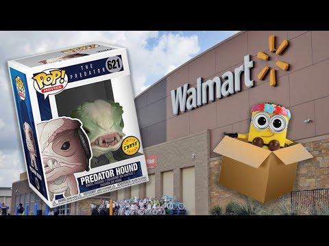 Walmart Pop Hunting + PO Box Opening!