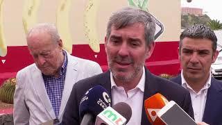 Visita de Fernando Clavijo a la FAST