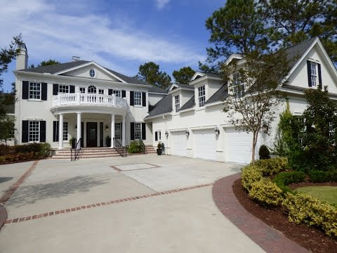 Belfair Home With Water View and Six Bedrooms at 161 Summerton Drive Bluffton SC