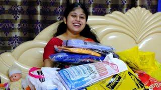 Bengali Vlog # শপিং , শপিং , পুজোর শপিং | একটু বেশি কেনা হয়ে গেলো | Durga Puja Shopping