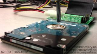 data recovery tips: how to perform a Toshiba HDD recovery