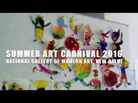 Summer Art Carnival