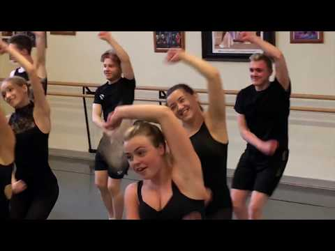 A 'Day in the Life' of the Musical Theatre Course