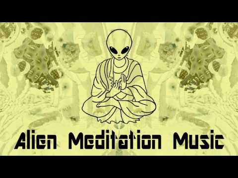 3+ Hours Alien Meditation Music  Mix#1