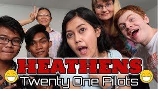 Video HEATHENS Twenty-One Pilots - Javanese Version (Ireng Putih) download MP3, 3GP, MP4, WEBM, AVI, FLV Agustus 2017
