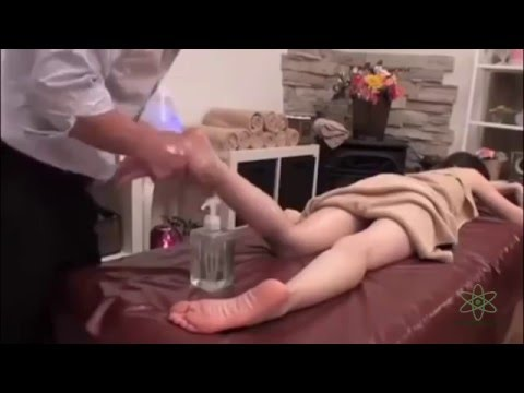 Japanese  body massage with Oil