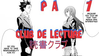 Le club de Lecture ÉPISODE 1: Hitman de SEO KOUJI