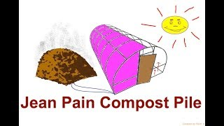 Compost Heating vs Passive Solar for a Greenhouse (2018)