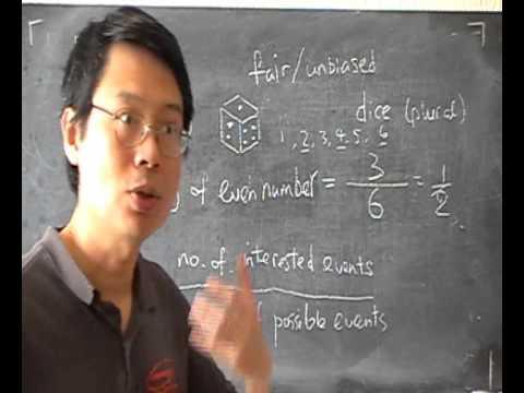 O Level Math / High School - Probability