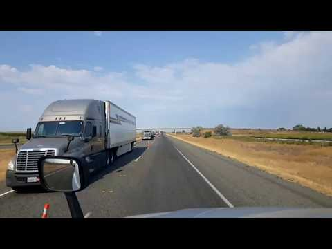 BigRigTravels LIVE! - Twin Falls, Idaho to Ontario, Oregon - Interstate 84 - August 29, 2017