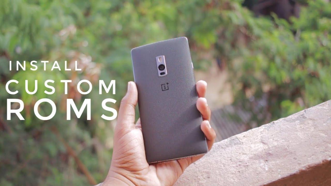How to Install Custom ROMs on Any Android Device! - YouTube