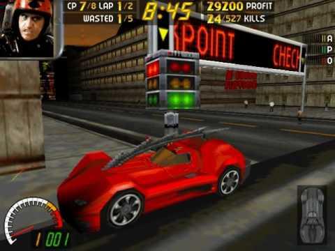 DOS Game: Carmageddon