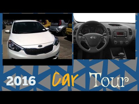 Car tour 2016 Kia Forte