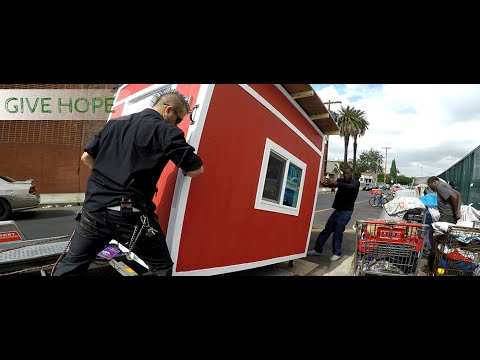 My Tiny House Project LA Promo