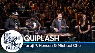 Quiplash with Taraji P. Henson and Michael Che 2017 Video