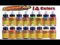 Top 7 Best Tattoo ink Set 14 Colors