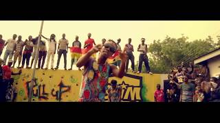 Смотреть клип Stonebwoy - Pull Up Ft. Patoranking