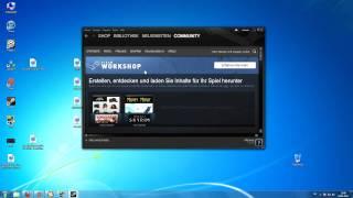 Steam Workshop: 100% Easiest Way to install/ installieren Skyrim Mods