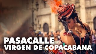 Pasacalle Virgen de Copacabana 2015 (Lima)