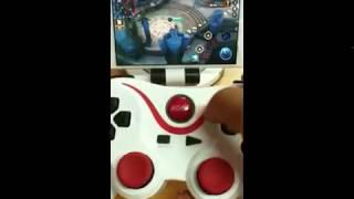 chơi Liên Quân với tay cầm T3 (Android root)