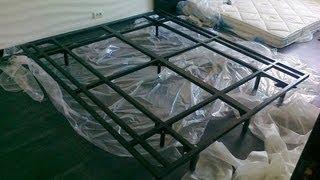 Как сделать кровать своими руками(Варианты как сделать кровать своими руками у каждого свои, но это будет интересен многим. Кровать планирова..., 2013-06-16T12:20:24.000Z)