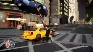 GTA 4 - Приколы с трейнером