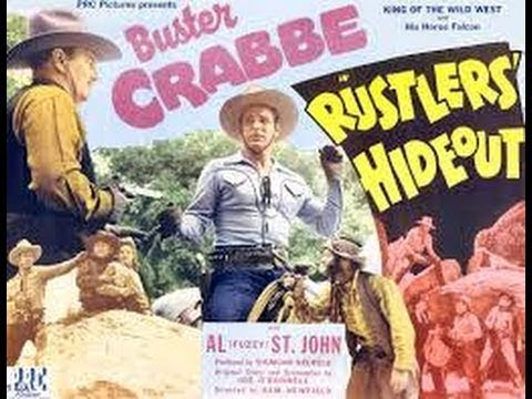 Rustler's Hideout - 1944