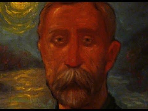 Portrait of Niko Pirosmani | ნიკო ფიროსმანის პორტრეტი
