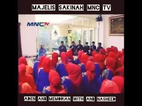 Muhasabah Cinta - Edcoustic ( Cover ) By Aden AnB With AnB Nasyid Di Acara Majelis Sakinah MNC TV