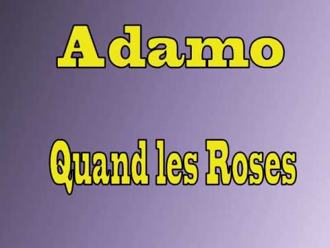 Salvatore Adamo - Quand Les Roses