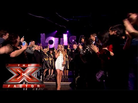 Welcome your X Factor 2015 Finalists! | The Final | The X Factor 2015