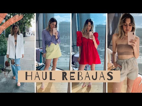 SUPER TRY-ON HAUL DE REBAJAS: ZARA, MANGO, AMAZON | AMY TOKS from YouTube · Duration:  14 minutes 3 seconds