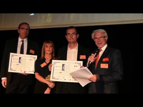 mobilier de france iref 2015 grand prix de l 39 excellence entrepreneuriale youtube. Black Bedroom Furniture Sets. Home Design Ideas