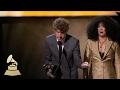 Capture de la vidéo Producer Of The Year | Acceptance Speech | 59Th Grammys