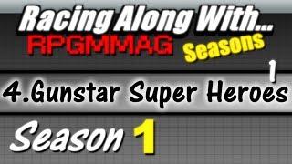 "LRAW RPGMMAG ""Seasons"" - Gunstar Super Heroes, part 1 (Season 1, Game 4)"