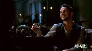 LUCIFER Amazon Prime Launch Trailer (2016) Tom Ellis, DC Comics HD
