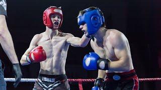Magomed Baitaew (Mazowiecko-Podlaski Klub Karate) - Patryk Bielewicz (Fight Academy Ostrołęka)