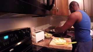 Fabian's Stir Fry Chicken And Vegetagles