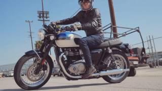 2017 Triumph Bonneville T100 First Ride Review