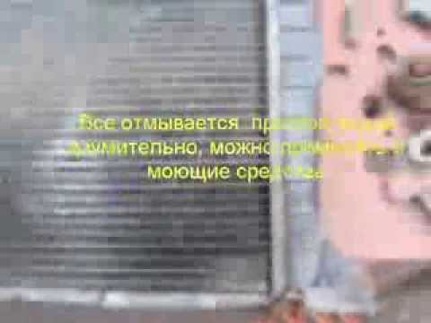 Ремонт радиатора (Часть 2)...