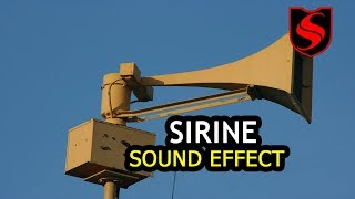 Download Mp3 Siren  Sirine  Sound Effect  !! Polisi, Ambulance, Kapal, Militer, Dll