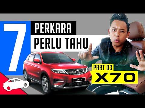 Proton X70 Review: 7 Perkara Anda Perlu Tahu (Part 3/4) | ARENAAUTO (Ep 07)