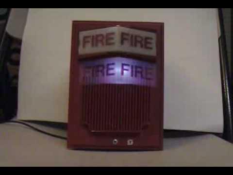 Simplex 2902 9739 LifeAlarm Speaker (Price is Right siren)