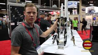Interbike 2015: X-Fusion Trace, Sweep, Slant and Revel RC HLR Forks