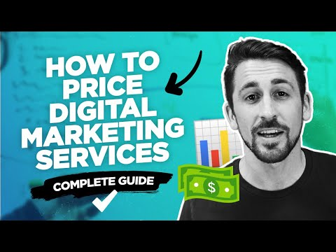 PRICING DIGITAL MARKETING SERVICES? [Do It Right]